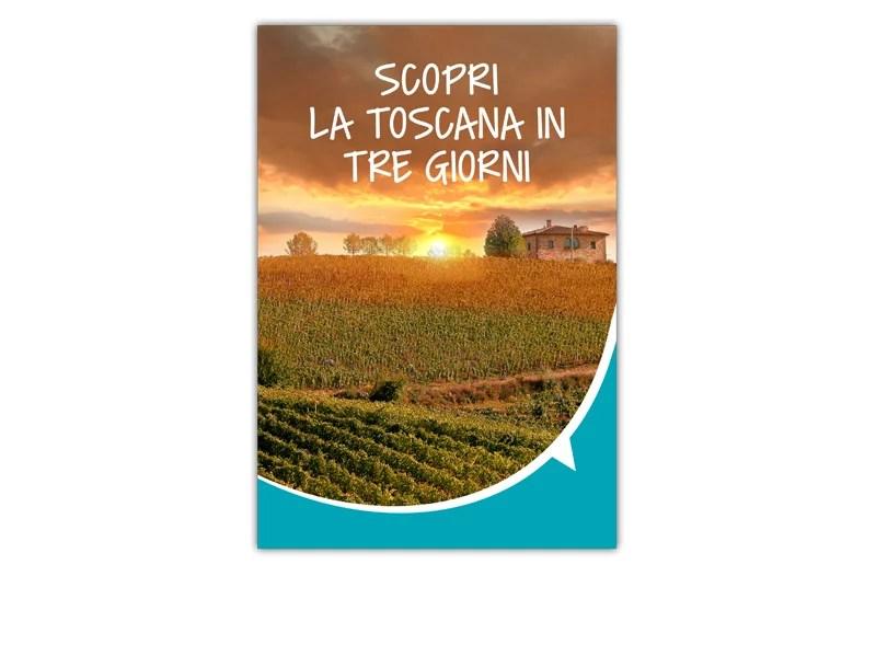 Cofanetto regalo  Scopri la Toscana in tre giorni  Emozione3
