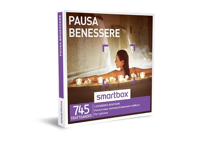 Cofanetto regalo  Pausa benessere  Smartbox