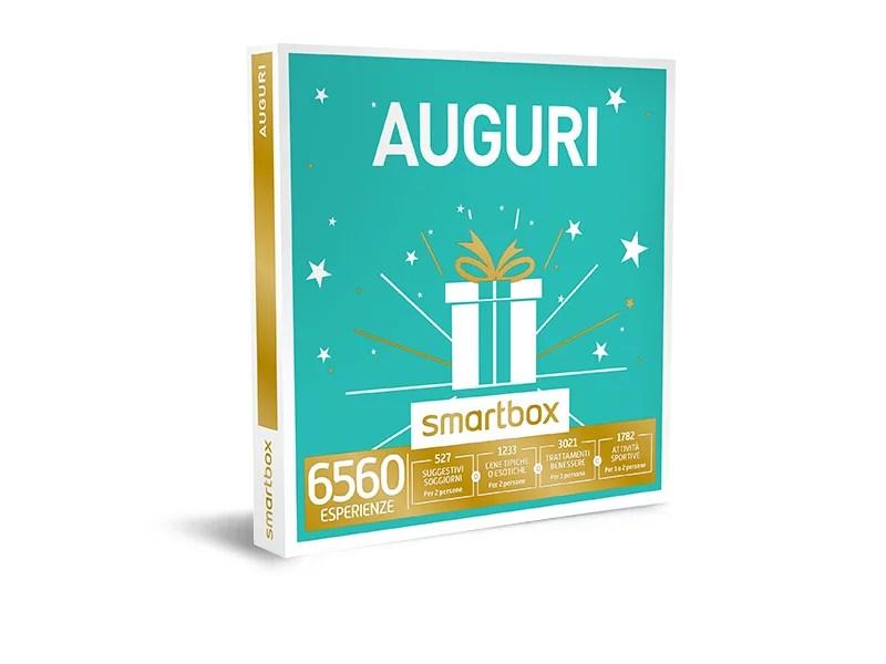 Cofanetto regalo  Auguri  Smartbox