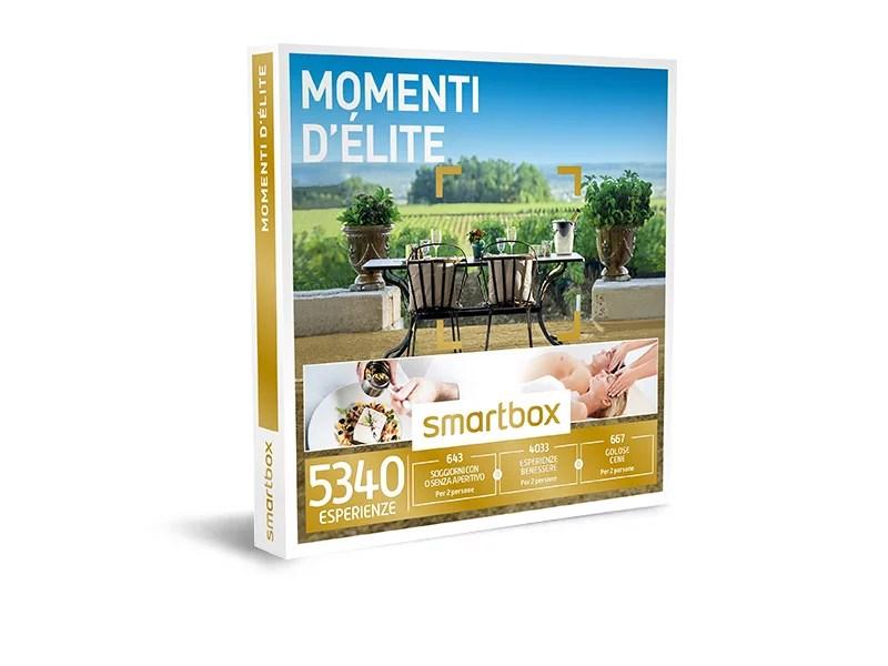 Cofanetto regalo  Momenti dlite  Smartbox