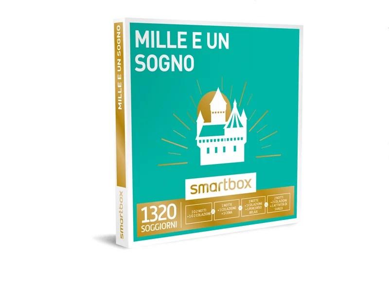 Cofanetto regalo  Mille e un sogno  Smartbox