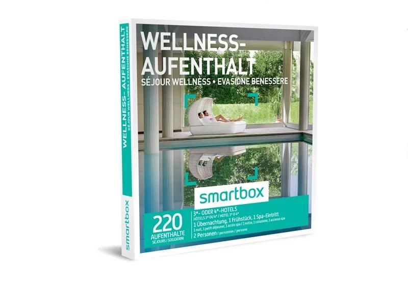 Cofanetto regalo  Evasione benessere  Smartbox