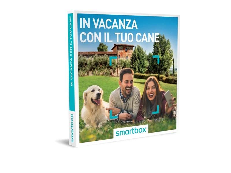 Cofanetto regalo  In vacanza con il tuo cane  Smartbox