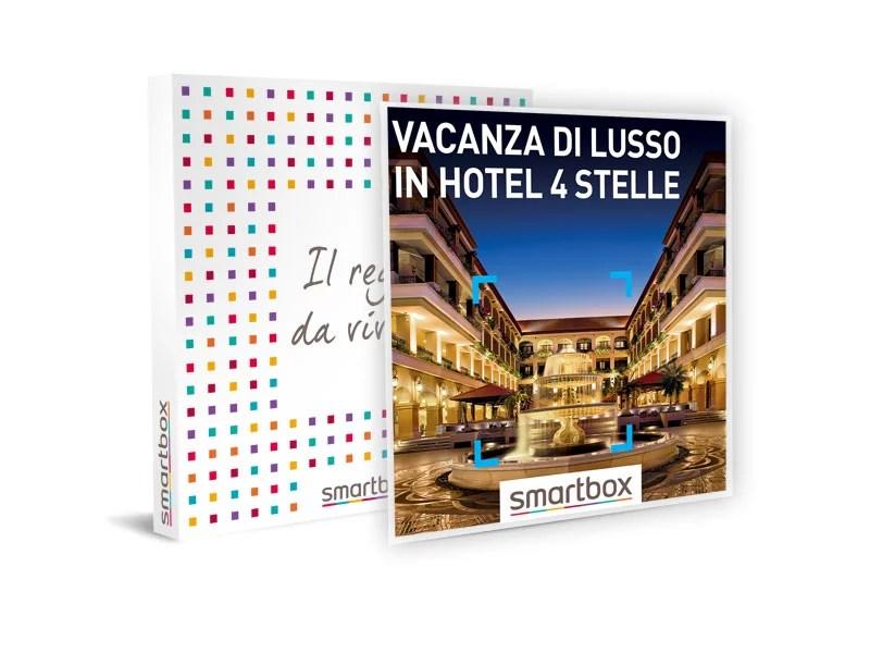 Cofanetto regalo  Vacanza di lusso in hotel 4 stelle