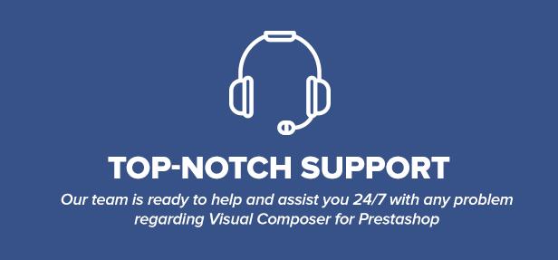 Visual Composer: Page Builder for Prestashop - 19