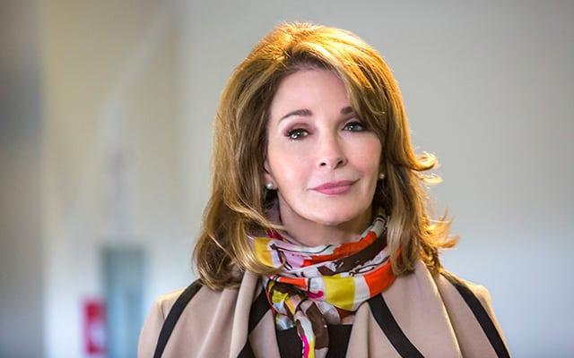 Bettina Strauss/Crown Media