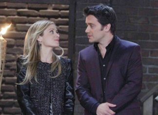 Emme Rylan, Dominic Zamprogna, General Hospital