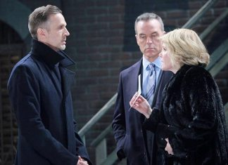Troy Ruptash, Richard Burgi, Maura West, General Hospital