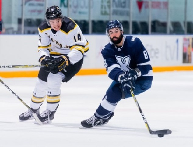AUS hockey results (from Halifax Wednesday) | 101.5 The Hawk