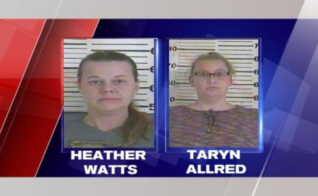 Two Women Arrested In Greenup Co After Drugs Found During