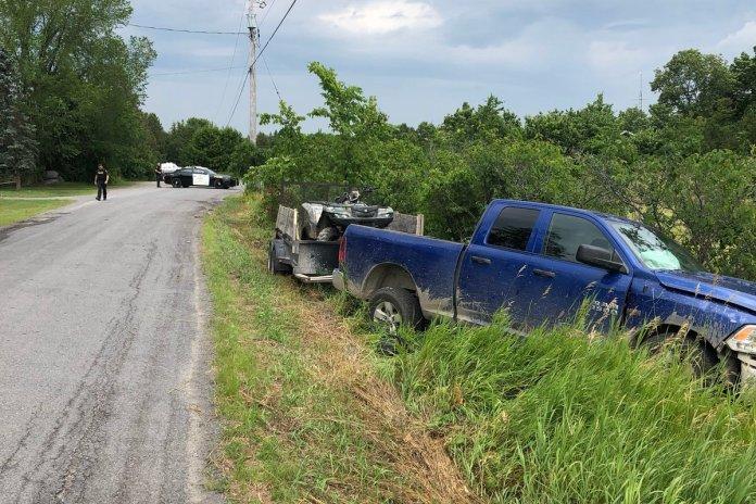 Man dies in collision