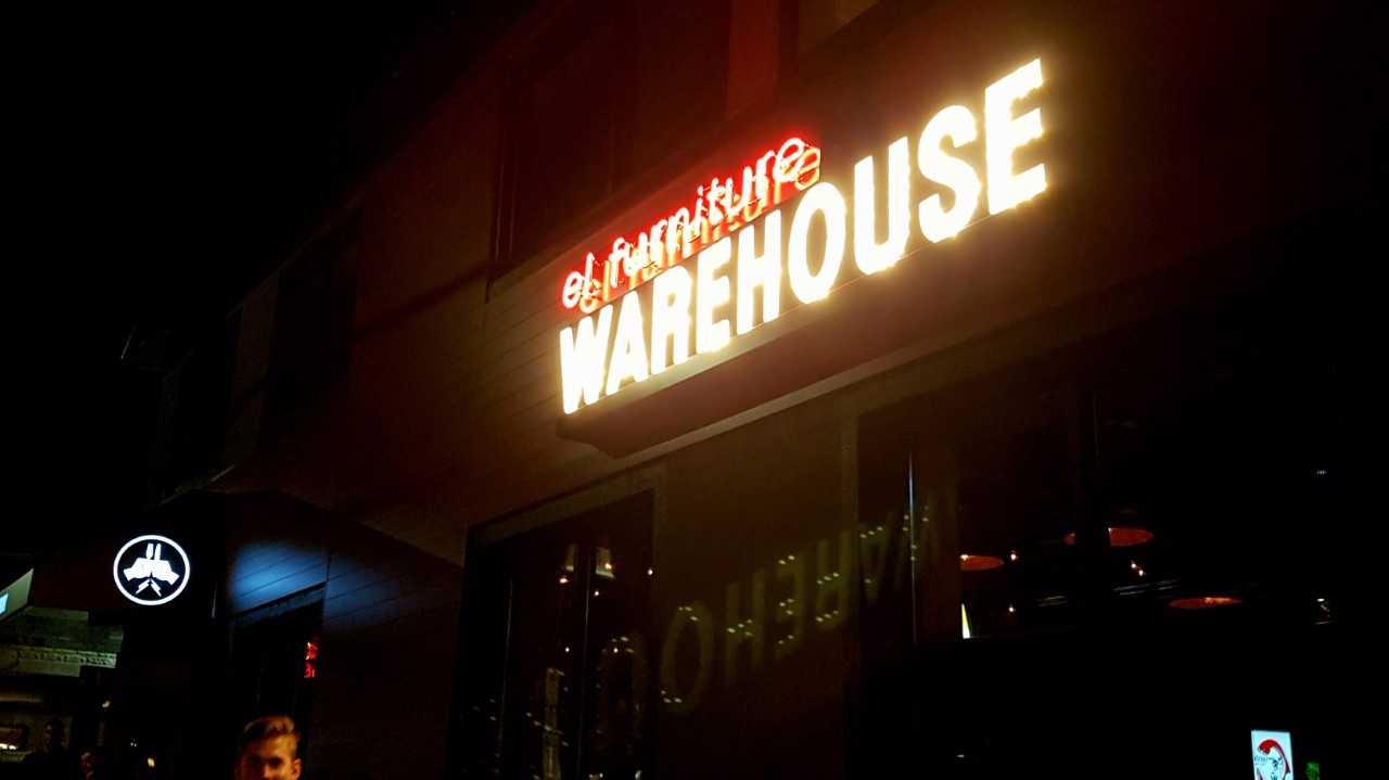 El Furniture Warehouse Drink Menu