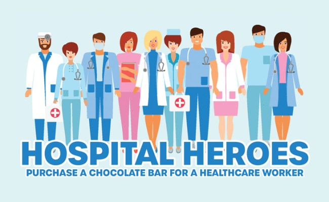 Show Appreciation For Our Hospital Heroes With A