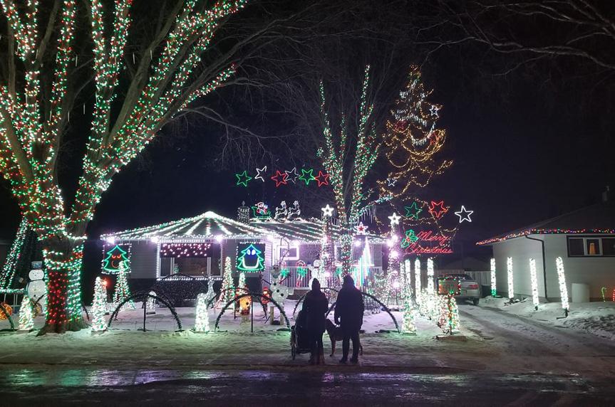 Christmas Displays Are Back In Saskatoon 650 Ckom