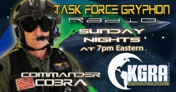 Tsk Force Gryphon Podcasts