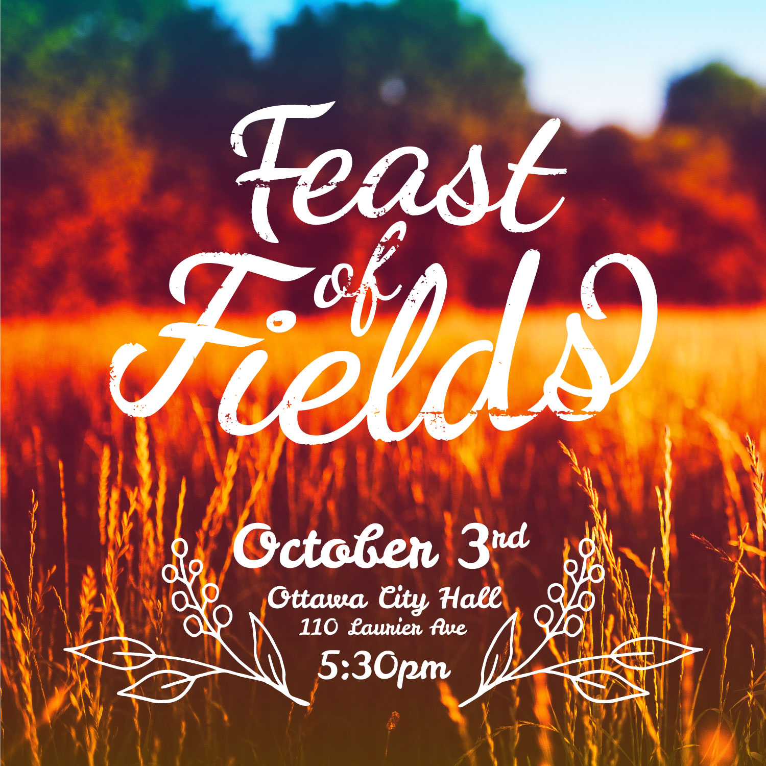 Outstanding Organic And Sustainable Foods, Wine And Beer At Feast Of  Fields. Join Us At Feast Of Fields, Chat With Local Farmers And Producers,  Sample
