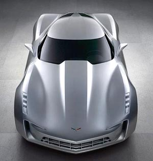 Stingray Concept © General Motors