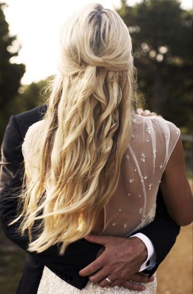 summer wedding hairstyle inspiration