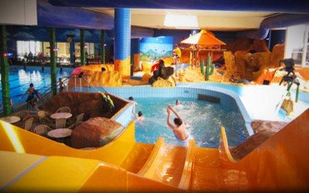 Subtropisch Zwemparadijs Mosaqua Waterpret Bij Subtropisch Zwemparadijs Mosaqua Bespaar In Parkstad Via Social Deal