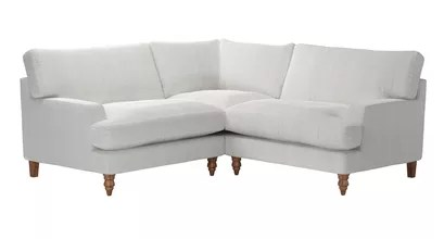 really small corner sofas distressed white sofa table free uk delivery com isla
