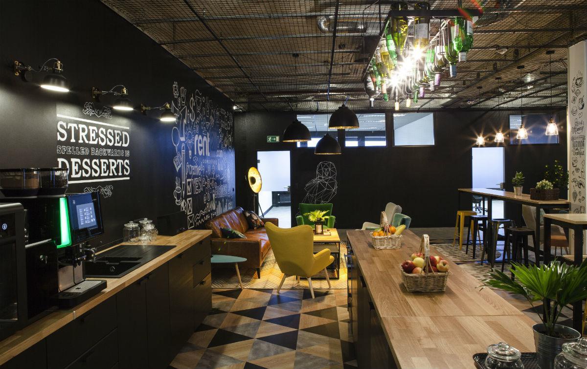 rent24 Bremen  Lounge und Community Kitchen mieten in Bremen