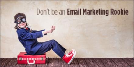 Email Marketing Rookie Kid Missing Steering Wheel