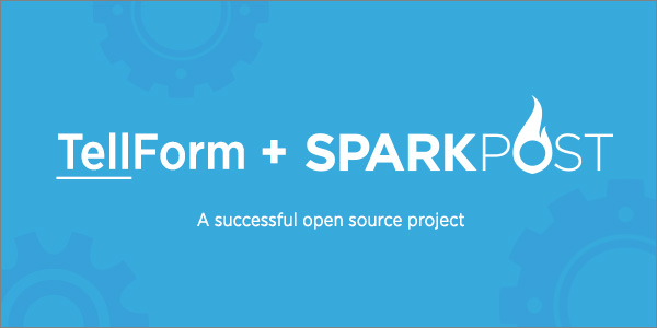 TellForm and SparkPost open source project