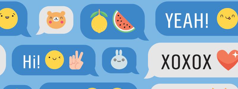 email emojis