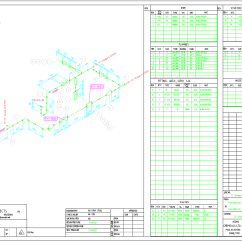 Isometric Piping Diagram Wiring Harness Gallery Speab