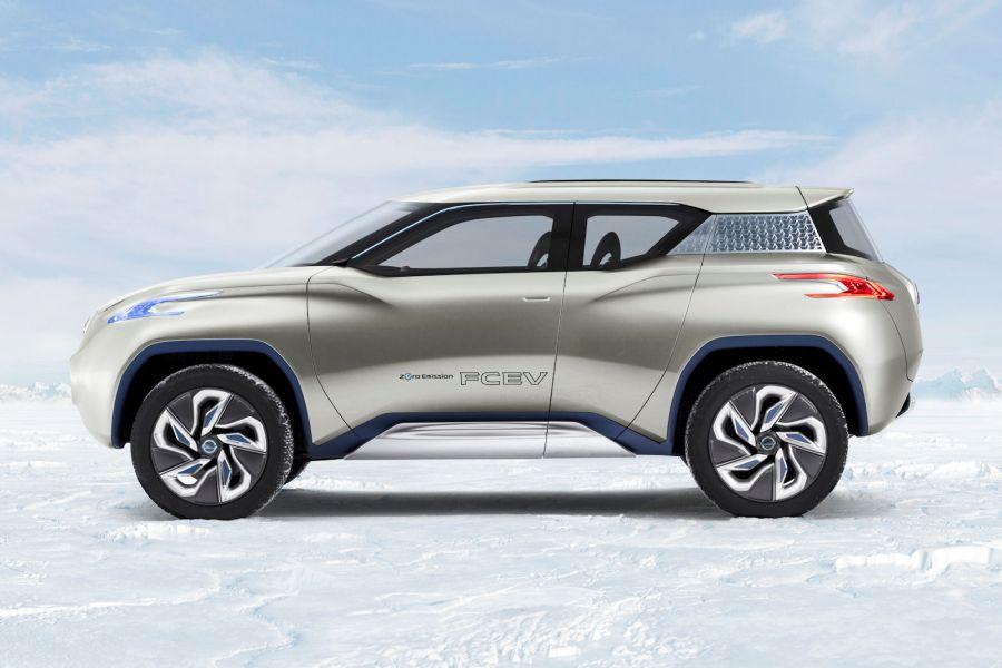 Nissan Terra Concept Der Suv Mit Null Grenzen Speed Heads