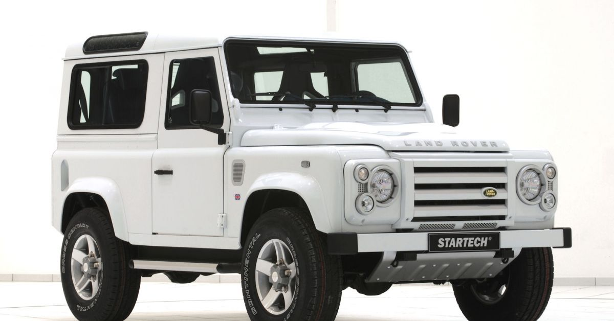 Startech Land Rover Defender 90 Yachting Edition Luxus