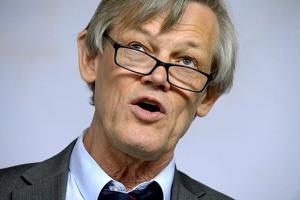 Göran Lambertz är i dag ordförande i Yttrandefrihetskommittén.