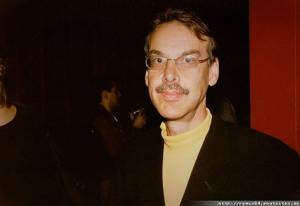 Rob Hubbard - legendarisk C64-musiker från förr. Bild lånad från remix64.com.