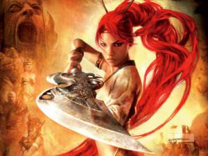Heavenly Sword och andra spel från Ninja Theory är många Drömmares melodi. Mycket berättelse, lite hinder.