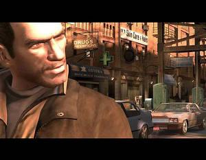 En filmsekvens senare står Niko utan vare sig bil eller framtid.