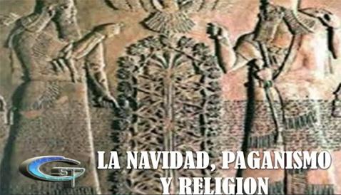 El origen de la navidad, Paganismo y Religión