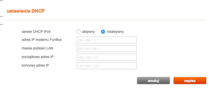 Apple AirPort Express i Neostrada VDSL2 od Orange z