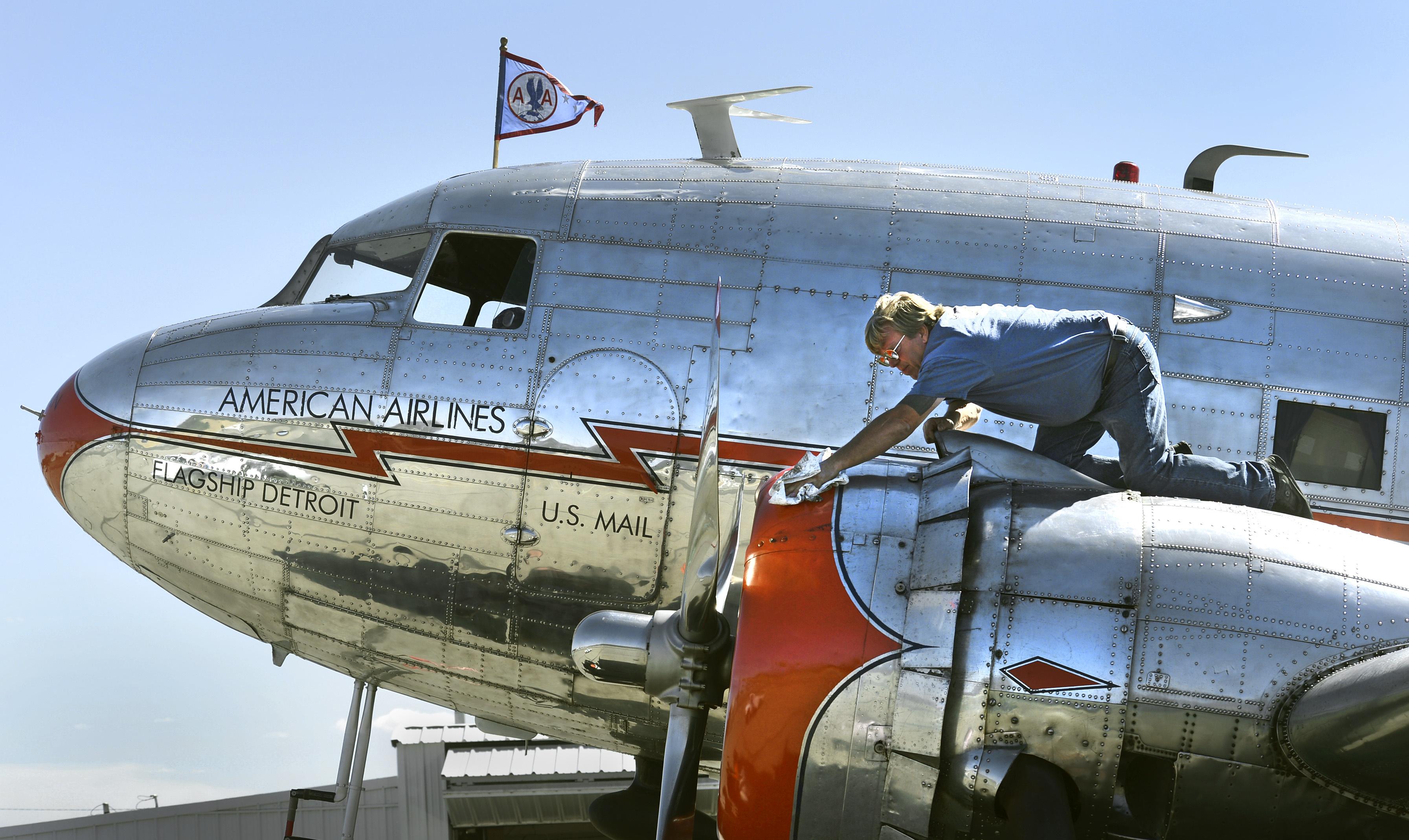 Resultado de imagen para DC-3 American