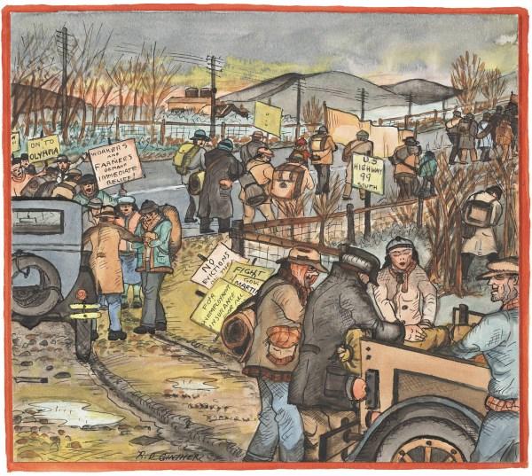 Great Depression Era Paintings