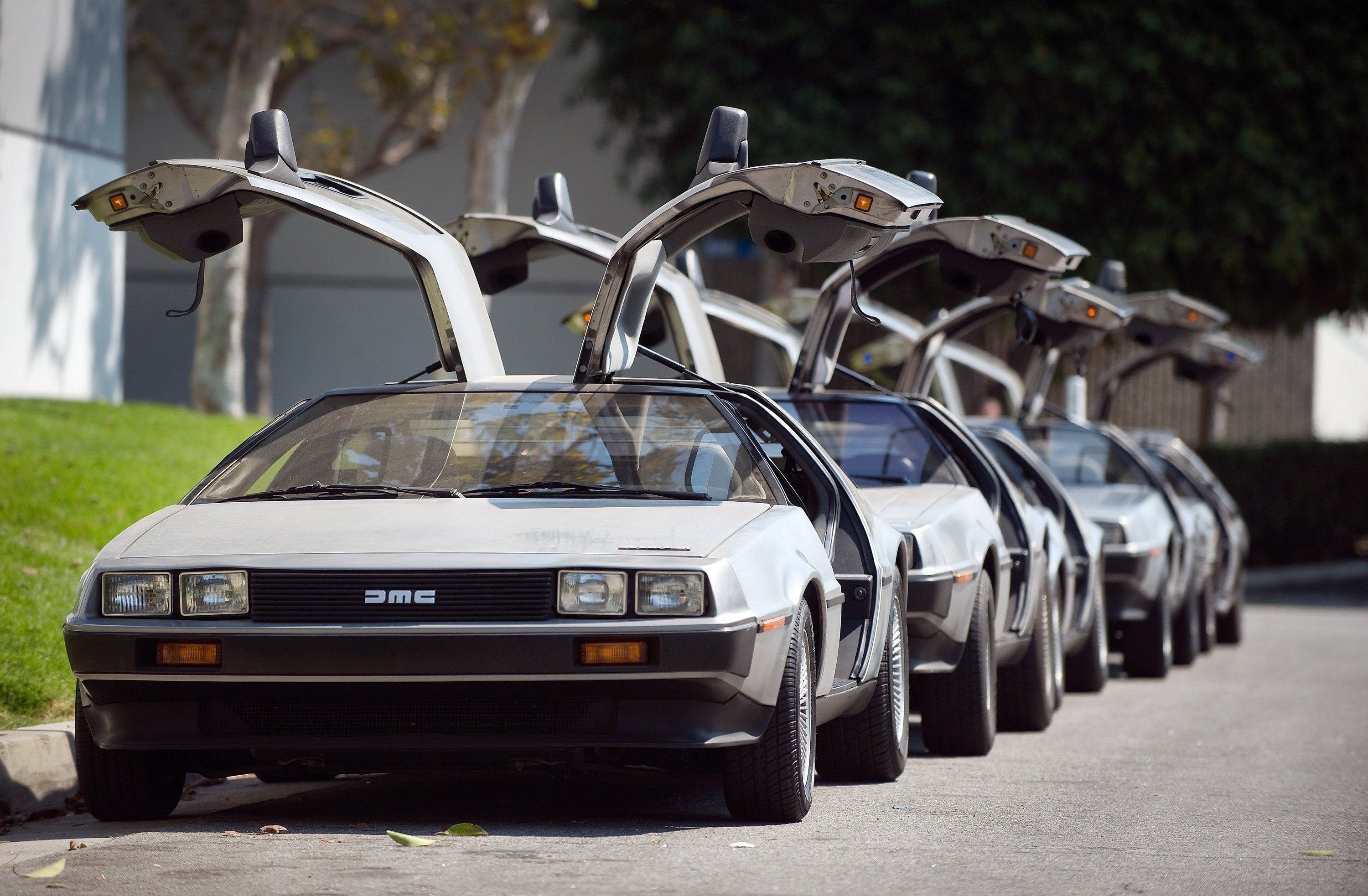 Delorean Motor Co Sued By His Widow Over Back To The