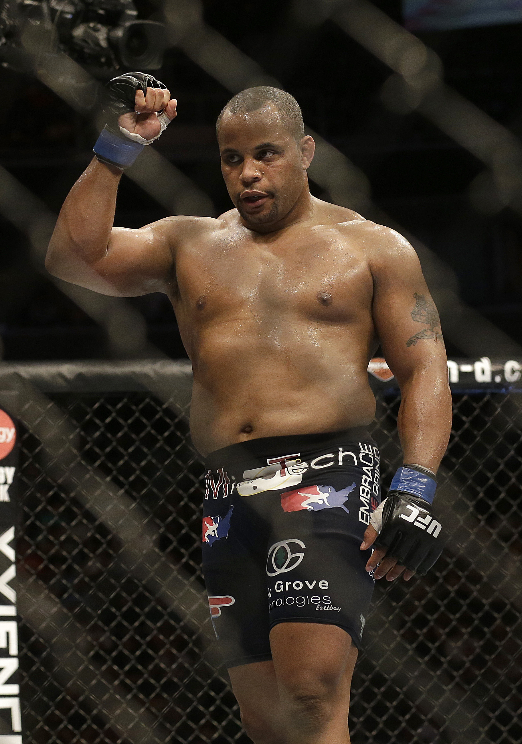 Competition Drives Ufc Light Heavyweight Champion Daniel