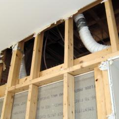 Kitchen Exhaust Fan Installation Renovations On A Budget Poorly Installed Bath Vents Can Cause Serious Problems
