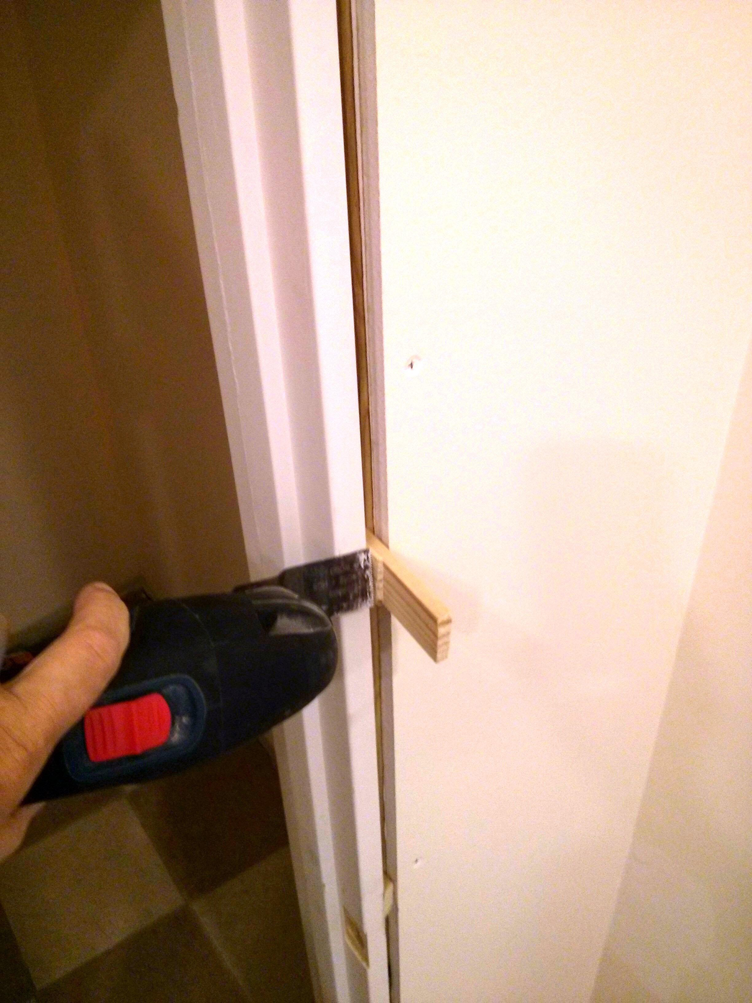 Ask The Builder Key To Installing A Prehung Door Is Good