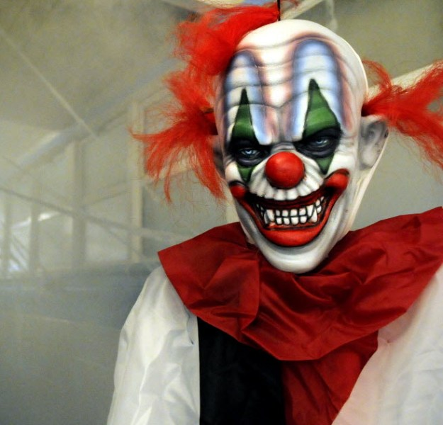 moscow warns scary clowns