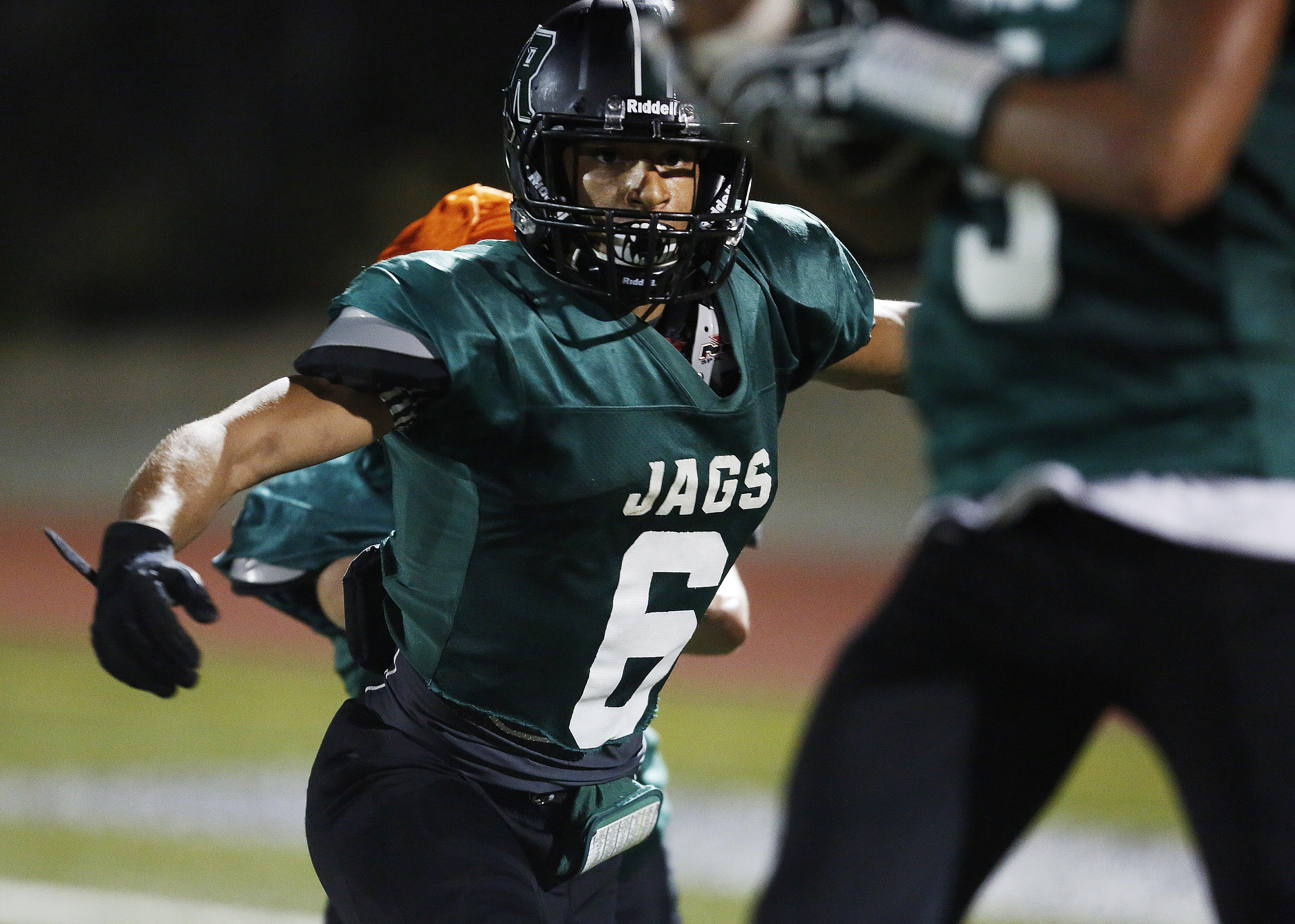 Emerald High Wide Receiver Andrew Boston Sign A Letter Of Intent With  Eastern Washington On Wednesday