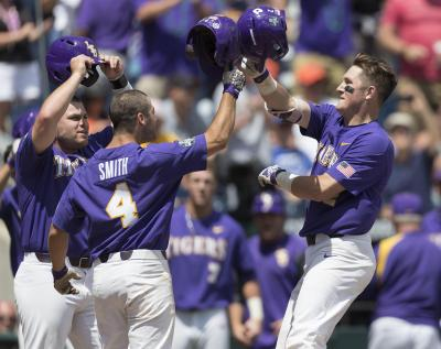 CWS: LSU eliminates Oregon State, reaches finals   The ...