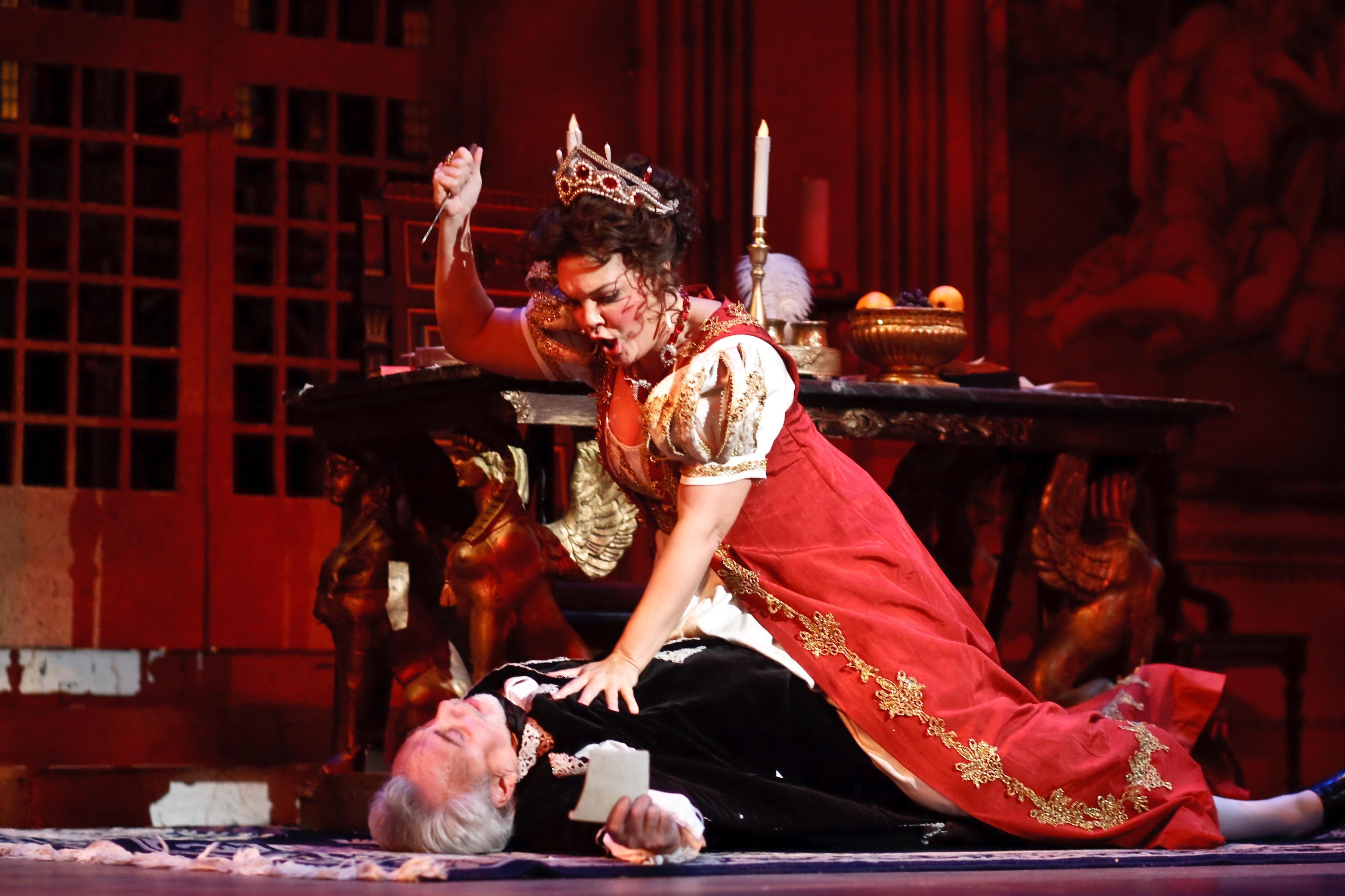 Opera CdA proves worthy of Puccini's Tosca. continuing Sunday | The Spokesman-Review