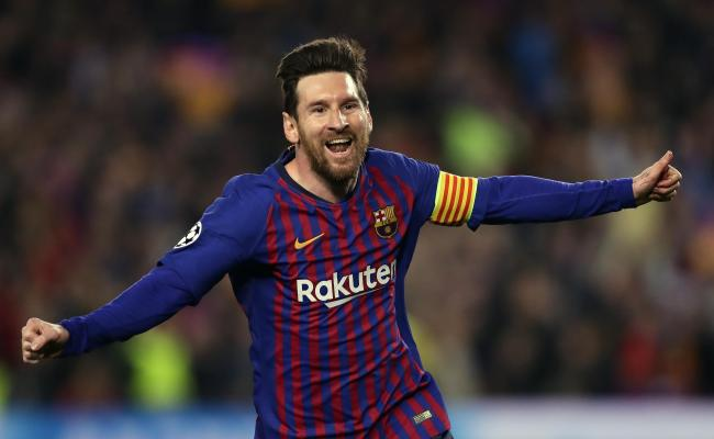 Lionel Messi Ends Manchester United S Hopes Of Another