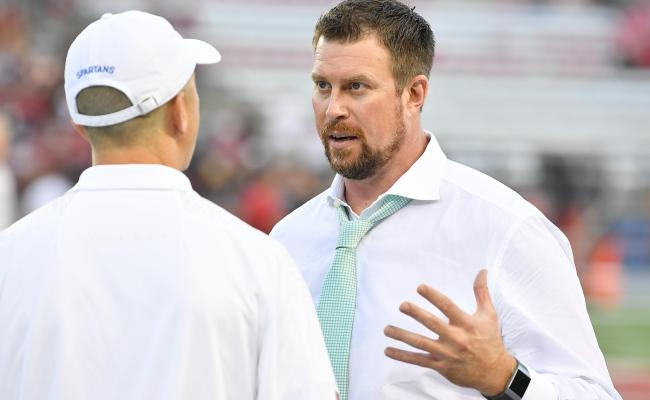 Espn Hires Former Wsu Qb Ryan Leaf As College Football