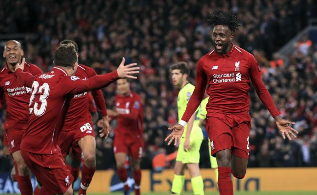 Liverpool Ousts Barca In Historic Uefa Champions League